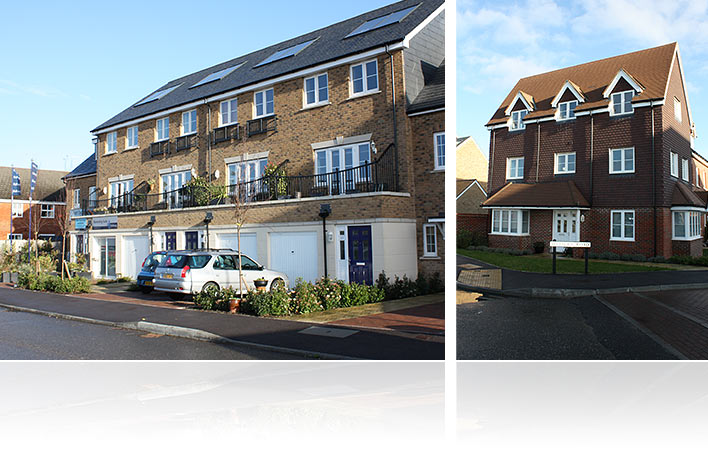 Bellway Homes, Farnham, Southgrove Painting Case Study